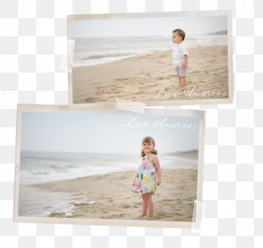 Kid Beach - Picture Frames Vacation Summer Wood PNG