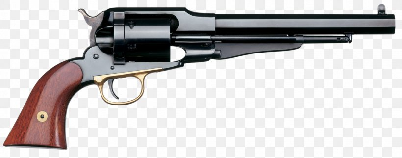 Remington Model 1858 A. Uberti, Srl. .45 Colt Colt Single Action Army Revolver, PNG, 1548x608px, 45 Colt, Remington Model 1858, Air Gun, Airsoft, Carbine Download Free