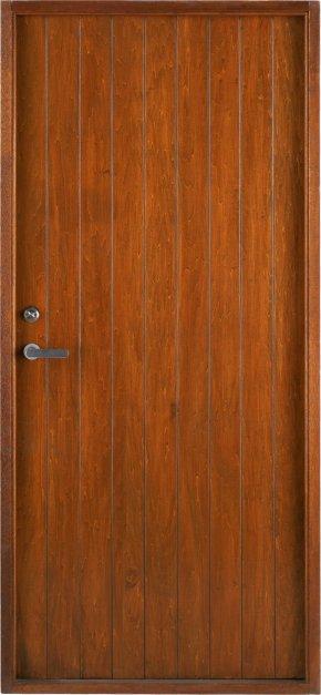 Wood Door - Door Wood Stain Lumber Hardwood Painting PNG