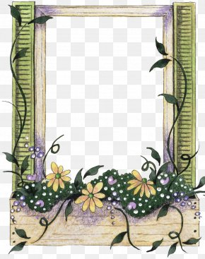 Decorative Frame - Mother's Day Picture Frames Post Cards PNG