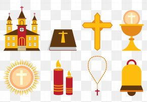 Christian Supplies - Euclidean Vector Eucharist Icon PNG