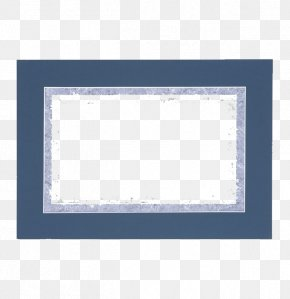 Blue Frame - Area Purple Pattern PNG