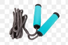 Blue Rope Skipping - Jump Ropes Jumping PNG