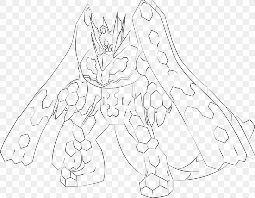 Coloring Pages Pokemon - Zygarde - Drawings Pokemon | 635x820