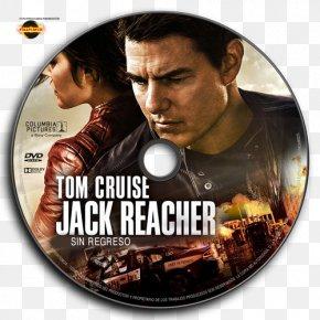 Tom Cruise - Tom Cruise Jack Reacher: Never Go Back Blu-ray Disc Ultra HD Blu-ray PNG