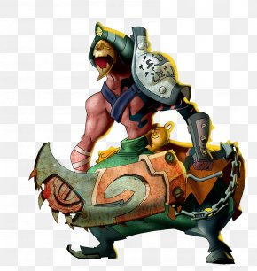 Colossus Of Rhodes - Chainsaw Game PlayStation 4 Character Alibaba Group PNG