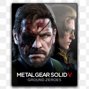 Metal Gear Solid 5 - Hideo Kojima Metal Gear Solid V: Ground Zeroes Metal Gear Solid V: The Phantom Pain Metal Gear Solid: Portable Ops PNG