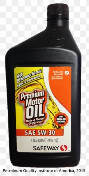 Motor Oil - Motor Oil Product SAE International Safeway Inc. PNG