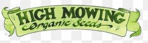 Edible Seeds - Organic Food High Mowing Organic Seeds Seed Company Organic Farming PNG