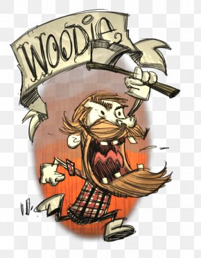Don't Starve Together Lumberjack Video Game Klei Entertainment Character PNG