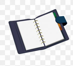 Notebook Vector - Paper Notebook Pen Illustration PNG
