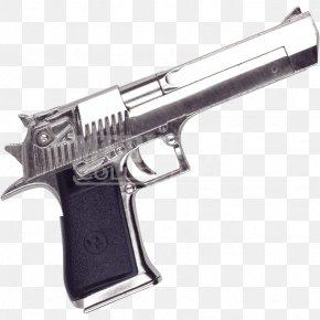 Desert Eagle - Trigger IMI Desert Eagle Firearm Revolver .50 Action Express PNG
