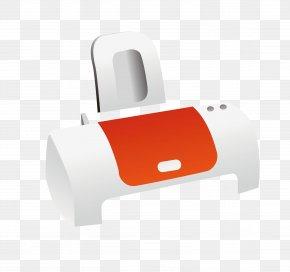 Cartoon Printer - Printer 3D Printing Icon PNG