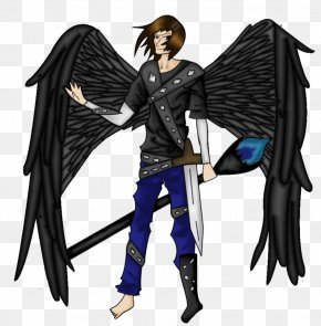 Dark Angel Transparent - Angel Clip Art PNG