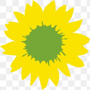 Sunflower Graphics - Green Party Of The United States Green Politics Political Party European Green Party PNG