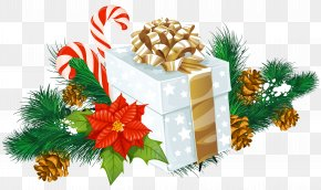 Christmas - Christmas Gift Christmas Gift Clip Art PNG