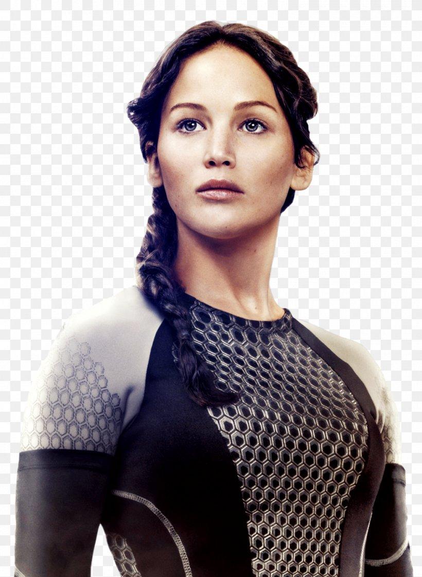 Jennifer Lawrence Katniss Everdeen Peeta Mellark Catching Fire Mockingjay, PNG, 980x1340px, Watercolor, Cartoon, Flower, Frame, Heart Download Free