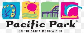Santa Monica - Pacific Park Santa Monica Pier Amusement Park Tourist Attraction PNG