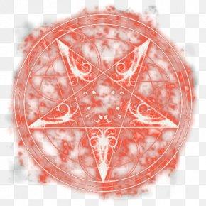 Like Blood Magic - The Magic Circle Red PNG