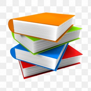 Books Image With Transparency Background - Indore Student Eldoret Polytechnic Printing Course PNG