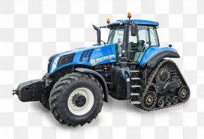 Holland - New Holland Agriculture Tractor John Deere Cummins PNG