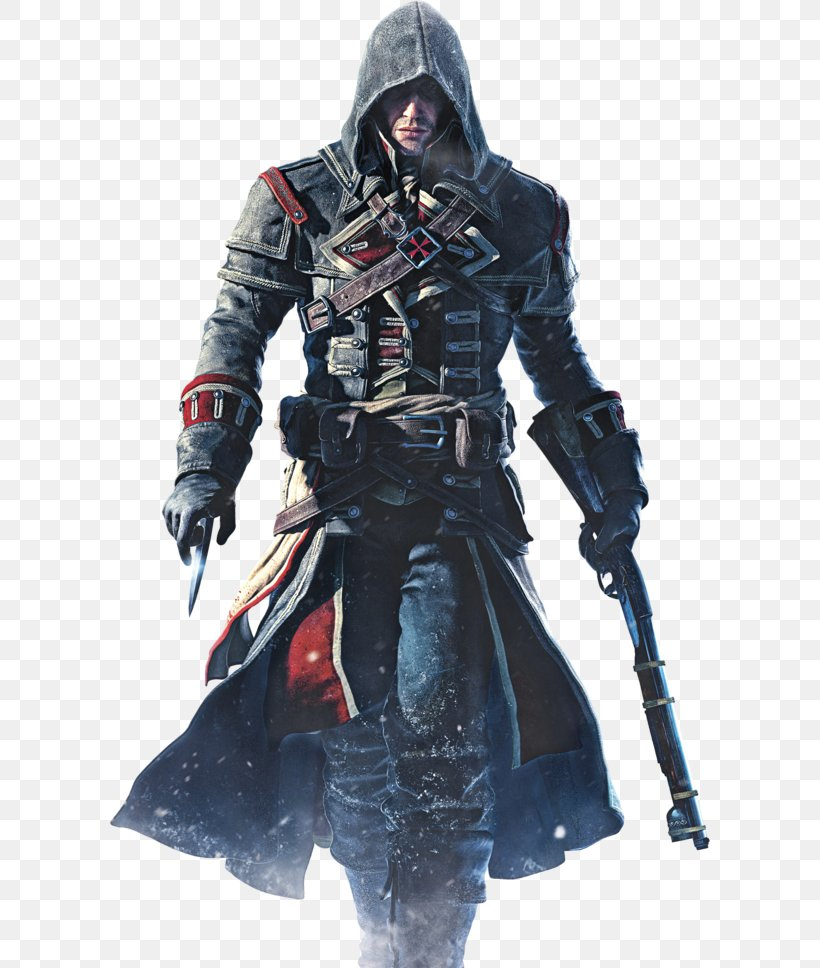 Assassin's Creed Rogue Assassin's Creed IV: Black Flag Assassin's Creed: Origins Assassin's Creed Unity, PNG, 600x968px, Assassins Creed Rogue, Action Figure, Armour, Arno Dorian, Assassins Download Free