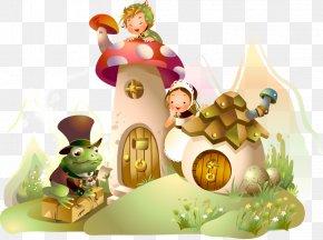 Hide Dodge Children Vector Illustration - Cartoon Download Illustration PNG