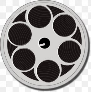 Hollywood - Film Reel Cinema Clip Art PNG