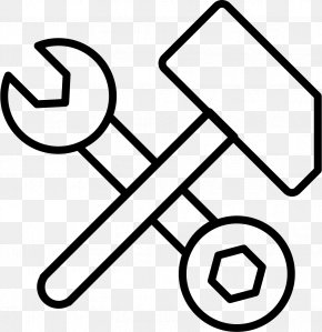 Hammer - Spanners Hammer Hand Tool Handle PNG