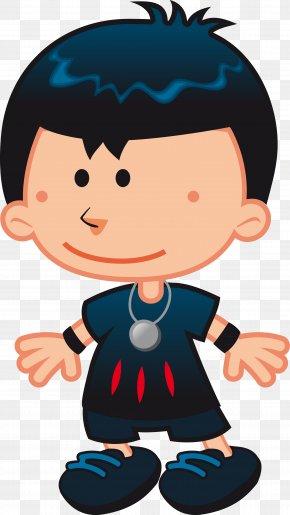 Cartoon Child - Cartoon Child Drawing PNG