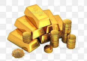Lakshmi Gold Coin - Gold Bar Gold As An Investment Gold Coin PNG