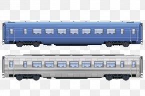 Train - Train Rail Transport Rapid Transit Passenger Car PNG