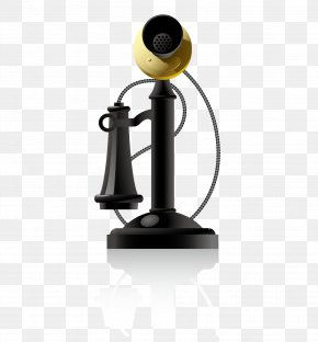 European Phone - History Of The Telephone Mobile Phone Illustration PNG