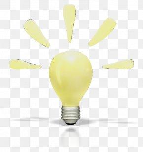Light Bulb Lamp - Light Bulb Cartoon PNG
