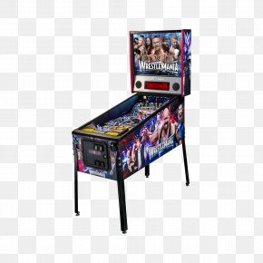 The Walking Dead - WWF WrestleMania: The Arcade Game The Walking Dead The Pinball Arcade Stern Electronics, Inc. PNG