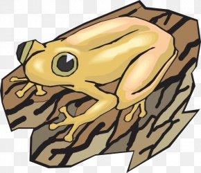 Log Cliparts - Frog Clip Art PNG