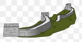 Great Wall Of China Transparent - Great Wall Of China Clip Art PNG