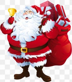 Santa Claus - Santa Claus Rudolph Clip Art PNG