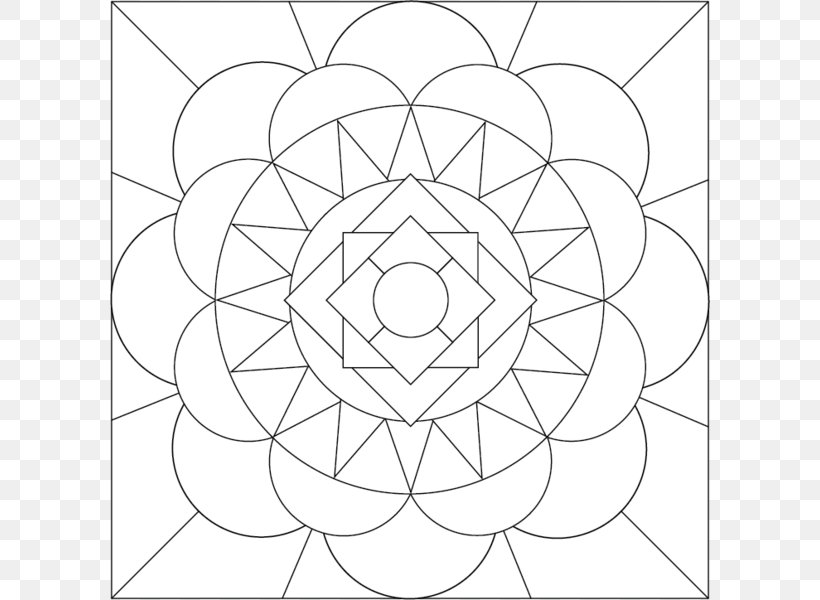 Coloring Book Abstract Art Doodle Painting, PNG, 600x600px, Coloring Book, Abstract Art, Adult, Area, Art Download Free