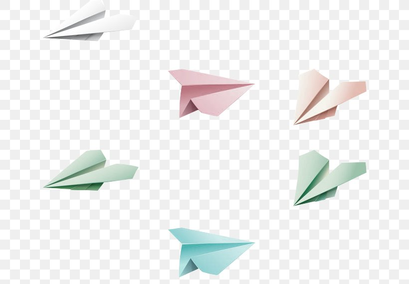 Origami Bandit Airplane - use 7x9 in square paper of 15-weight ... | 569x820