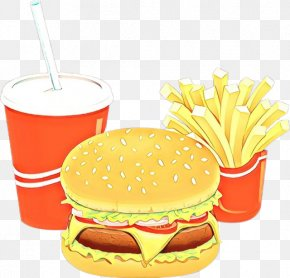 Fast Food Restaurant American Cheese - French Fries PNG