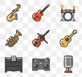 Musical Instruments - Musical Instruments Orchestra PNG