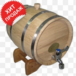 Wine - Barrel Oak Wine Cooper Жбан PNG