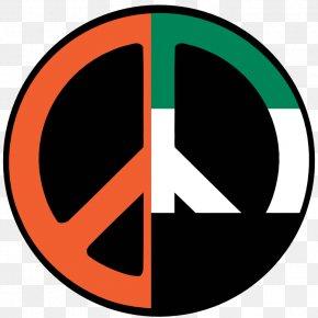 Pirate Flag Clipart - Peace Symbols Jolly Roger Clip Art PNG