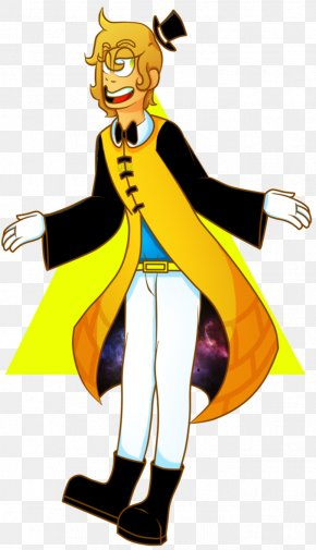 Bill Cipher Human Art - Costume Design Human Behavior Clip Art PNG