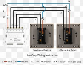 Circuit Breaker Electrical Switches Wiring Diagram Electrical Wires & Cable PNG