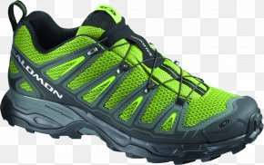 Men Shoes - Hiking Boot Shoe Salomon Group Trail Running PNG