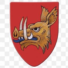 Boar - Wild Boar Heater Shield Middle Ages Sword PNG