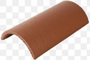 Roof Tiles - Roof Tiles Cumbrera Brick PNG