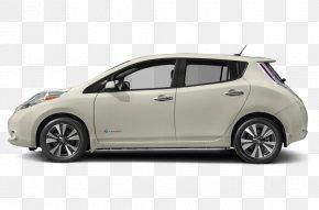 Nissan - 2016 Nissan LEAF SV Hatchback Car Dealership 2017 Nissan LEAF SL PNG